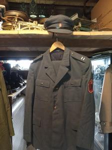 Lidove Milice LM  uniforma
