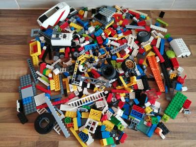 LEGO DÍLY - LEGO MIX č.6