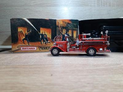 YFE09; Ford AA Open Cab Fire Engine