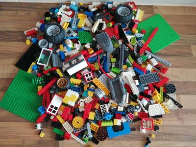 LEGO DÍLY - LEGO MIX č.7
