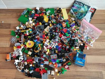 LEGO DÍLY - LEGO MIX č.10