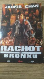 Rachot v Bronxu / DVD -poškrábané