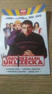 Univerzální uklízečka/ DVD -poškrábané