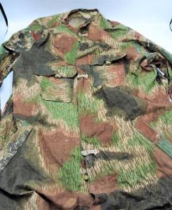 Maskovaná bunda - Celtovina ČSLA