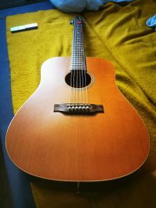 Kytara Baton Rouge, původní cena 9899Kč