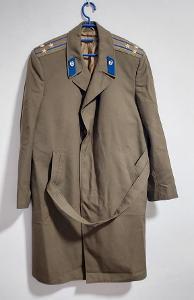 Uniforma. Armáda. Kabát. KGB. Důstojník.  SSSR. Rusko. nové
