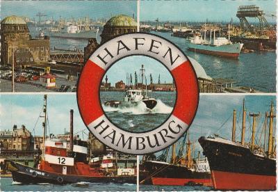 DON 5/ VF neprošla-hafen hamburg
