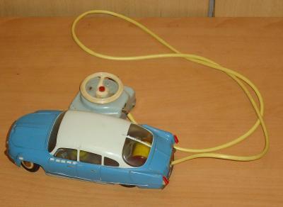 Tatra 603 (verze na bowden) - ITES