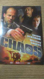 CHAOS / DVD -poškrábané