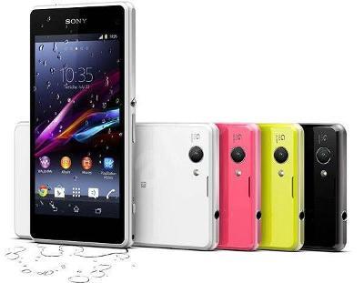 Mobilní telefon Sony Xperia Z1 Compact (D5503) White