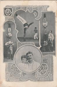 Cirkus - Varieté - artisté