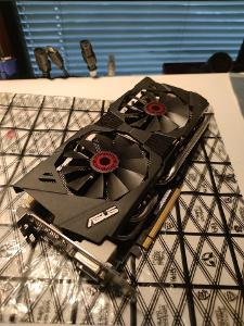 Nvidia GeForce GTX 780 Asus Strix OC 6GB GDDR5 - číst popis