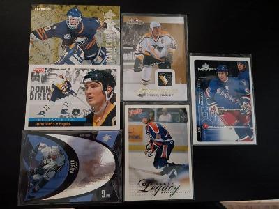 Hokejové karty legend NHL