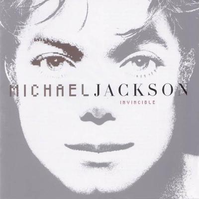 CD Michael Jackson – Invincible
