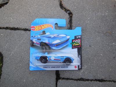 Chevrolet Corvette Grand Sport Roadster - Hot Wheels