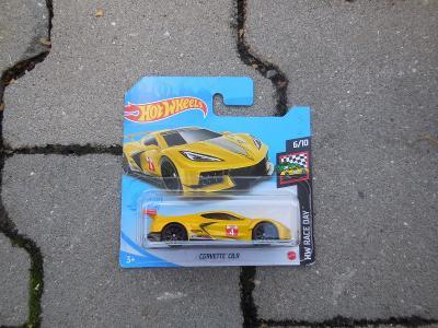 Chevrolet Corvette C8R - Hot Wheels
