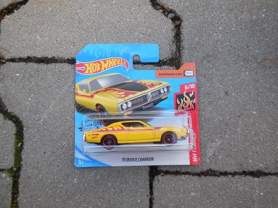 ´71 Dodge Charger - Hot Wheels