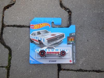 ´67 Chevrolet Camaro - Hot Wheels