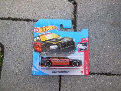 Dodge Charger Drift - Hot Wheels