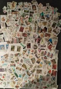 Každá jiná - poštovní známky České republiky 276ks