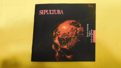 SEPULTURA - Beneath The Remains / REMASTERS – 1989 - (Death/Thrash)