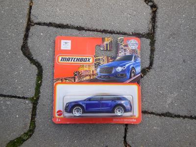 Bentley Bentayga - Matchbox