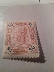 ANK 1891 Císař č 65  * hledané od korunky!!!!!