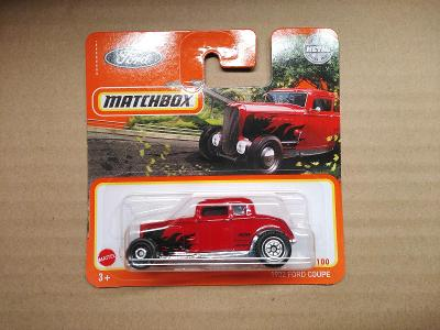 Matchbox: FORD COUPE