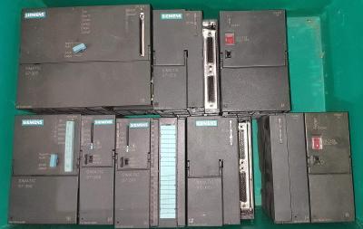 Aukce023 - Simatic S7 - CPU318 CPU315, CPU312 a další
