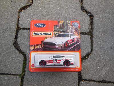 ´19 Ford Mustang - Matchbox
