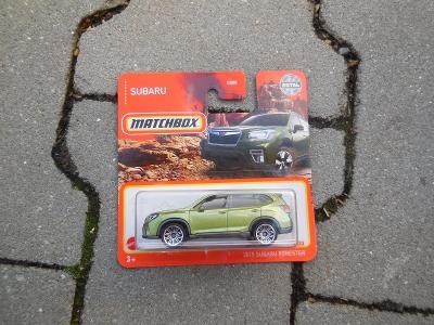 2019 Subaru Forester - Matchbox