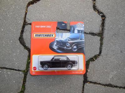 1969 BMW 2002 - Matchbox