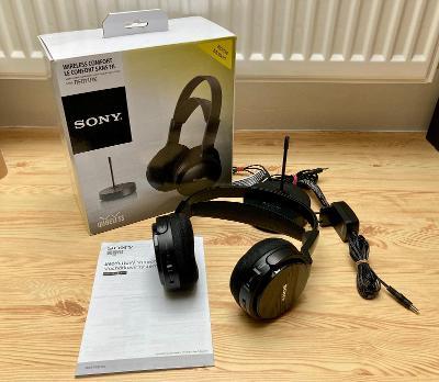Sony MDR-RF811RK bezdrátová sluchátka