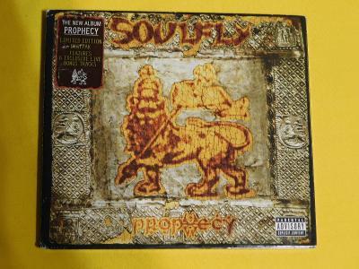 SOULFLY – Prophecy – 2004 – DIGIPAK – (Thrash/Death)