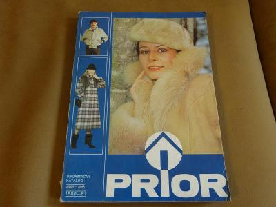 Starý katalog PRIOR - Zima 1980-81