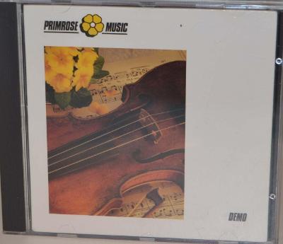 CD PRIMROSE MUSIC - DEMO; PRODUCTION MUSIC U.S. PROMO CD