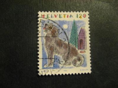 Švýcarsko fauna pes ražené od korunky