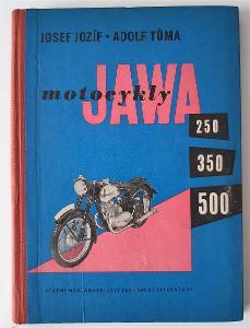 """""""Motocykly Jawa 250, 350, 500"""" Josef Jozíf"""