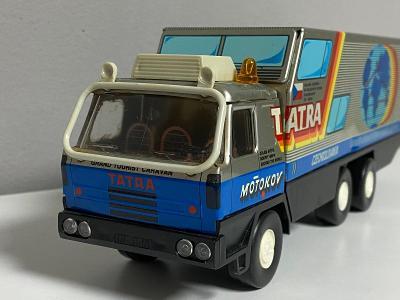 Tatra 815 GTC - KDN Kaden - kolem světa, retro