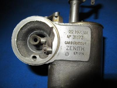Karburator Zenith