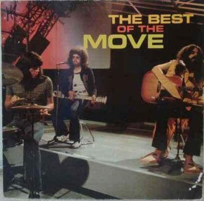 LP The Move - The Best Of The Move, 1976 EX