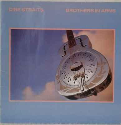LP Dire Straits - Brothers In Arms, 1985 EX