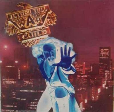 LP Jethro Tull - War Child, 1974 EX