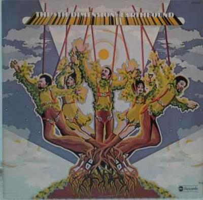 LP The 5th Dimension - Earthbound, 1975 EX