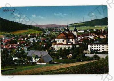 Hejnice Liberec celkový pohled