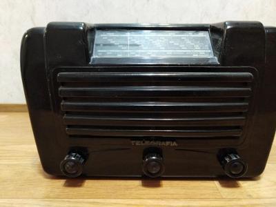 Radio TELEGRAFIA Talisman, funkční