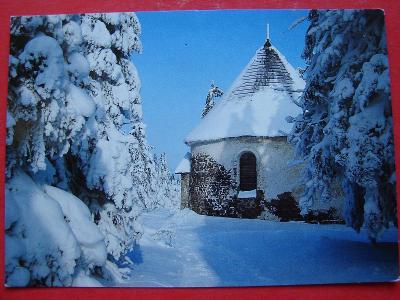 ORLICKÉ HORY Kunštátská kaple Sakrál