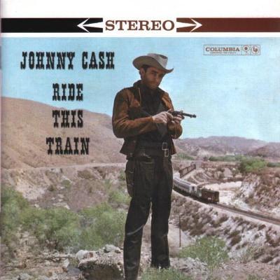 JOHNNY CASH - Ride This Train CD 2002
