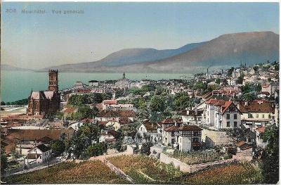 Neuchâtel - Švýcarsko