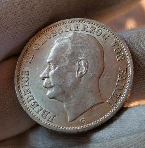 3 Marka 1914 G